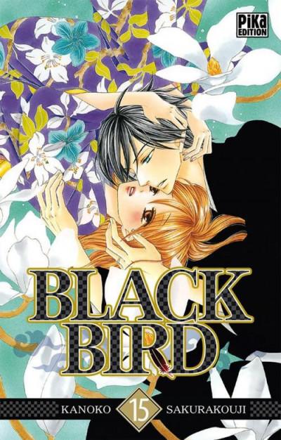 Couverture black bird tome 15