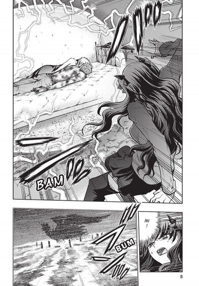 Page 9 fate stay night tome 13