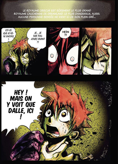Page 6 dreamland tome 2 - édition 2013