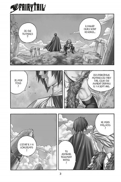 Page 4 Fairy tail tome 31