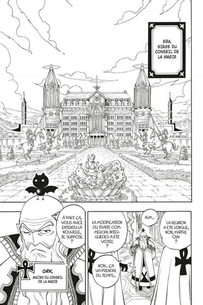Page 8 Fairy tail tome 31