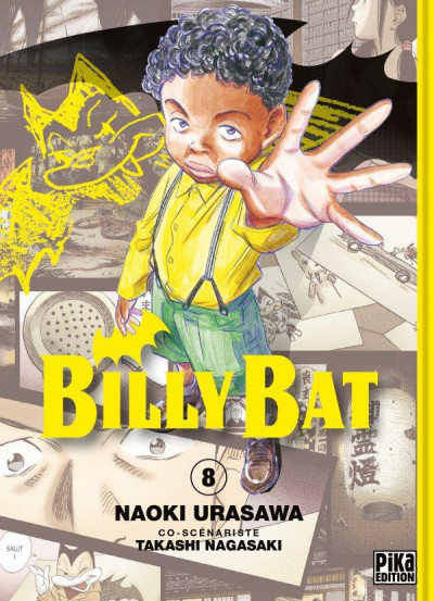 Couverture Billy bat tome 8
