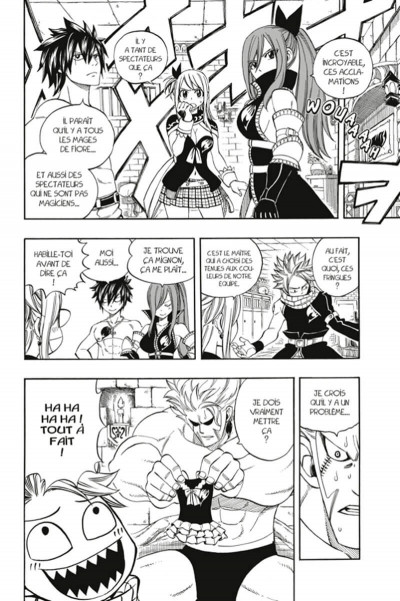 Page 5 Fairy tail tome 32