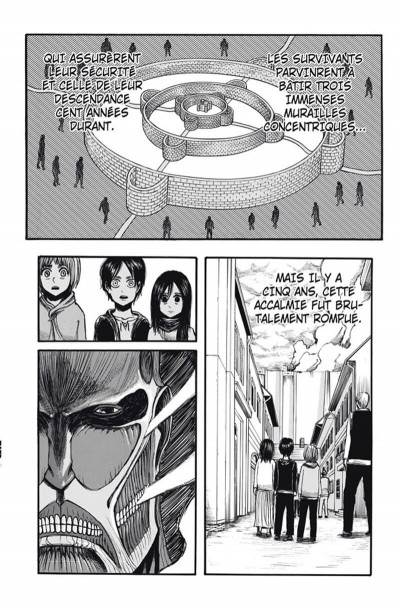 Page 9 L'attaque des titans tome 3