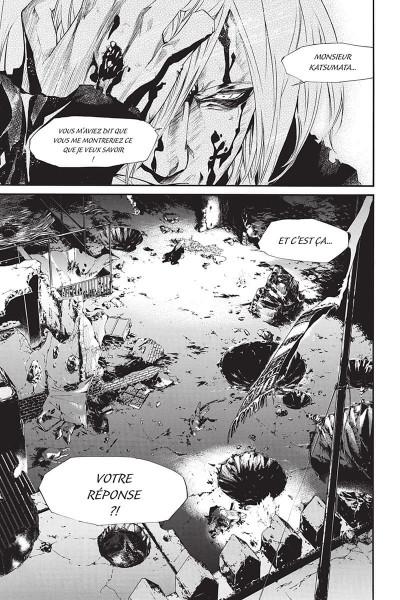 Page 8 Alive last evolution tome 19