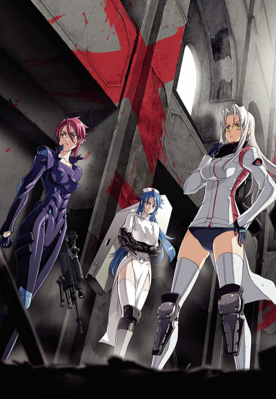 Page 4 Triage x tome 2