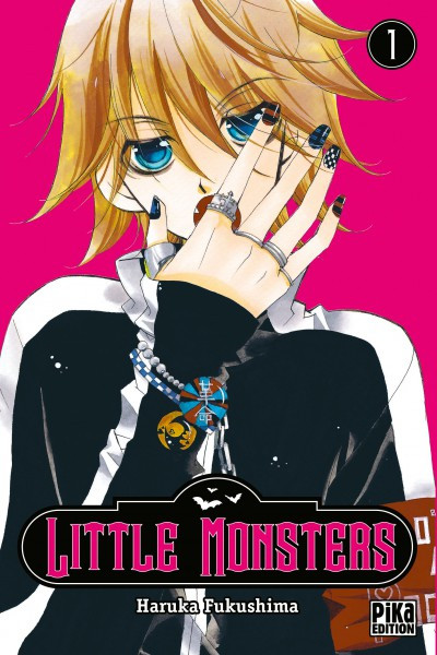 Couverture Little monsters tome 1