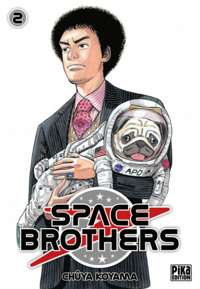 Page _ Space brothers tome 2