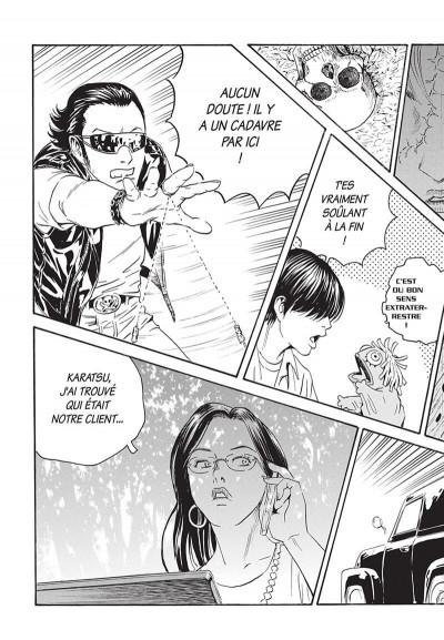 Page 0 kurosagi, livraison de cadvres tome 13