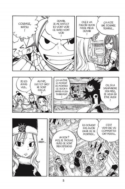 Page 6 Fairy tail tome 33