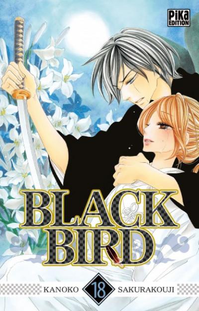 Couverture black bird tome 18