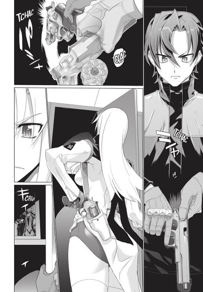 Page 9 Triage x tome 3