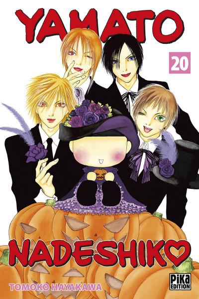 Couverture Yamato Nadeshiko tome 20