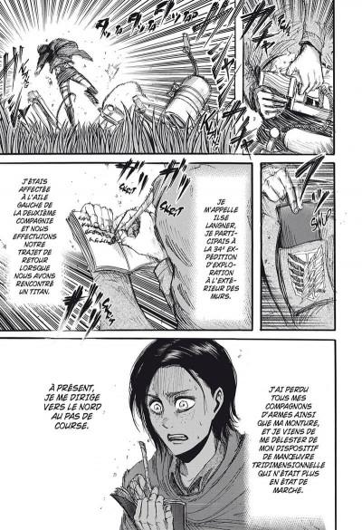 Page 6 L'attaque des titans tome 5