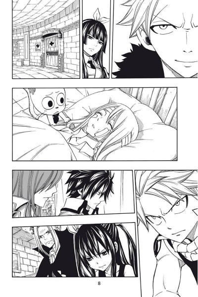 Page 9 Fairy tail tome 35