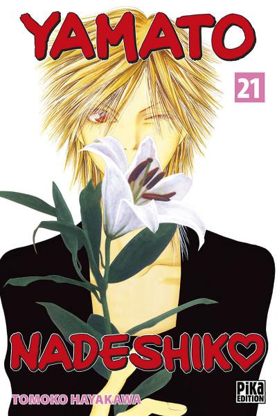 Couverture Yamato Nadeshiko tome 21