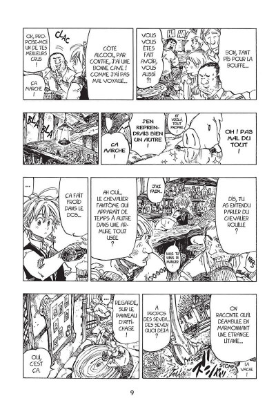 Page 0 seven deadly sins tome 1