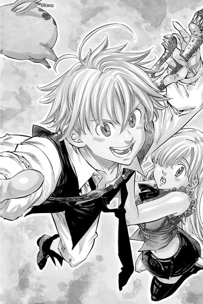 Page 5 seven deadly sins tome 1