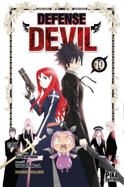 Couverture defense devil tome 10
