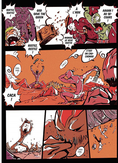 Page 7 dreamland tome 4 - édition 2014