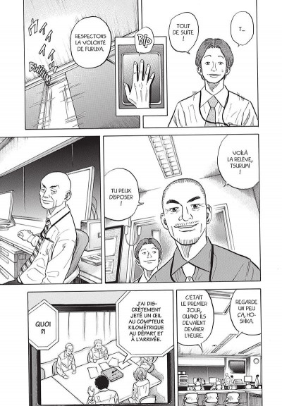 Page 6 space brothers tome 4