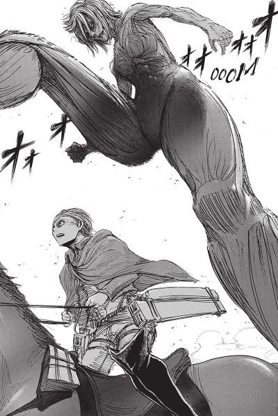 Page 7 L'attaque des titans tome 6
