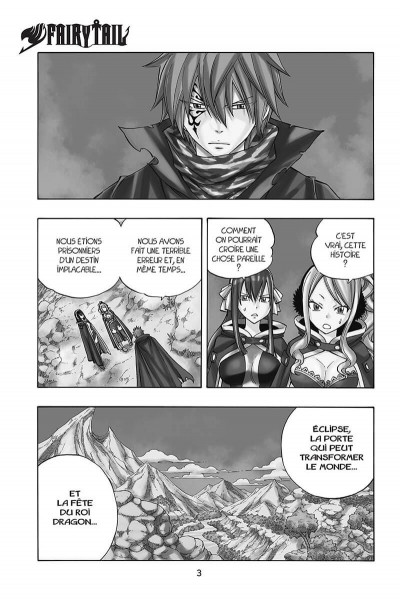 Page 4 Fairy tail tome 36