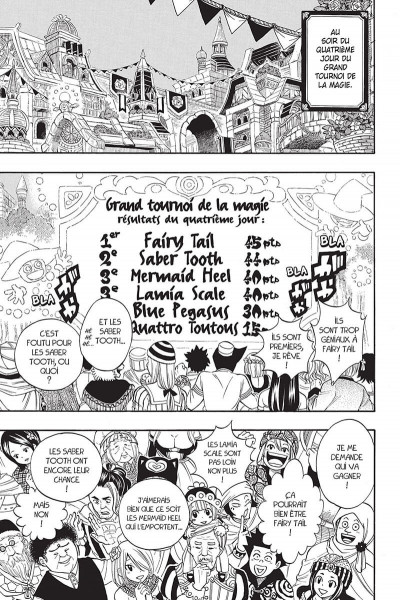 Page 8 Fairy tail tome 36