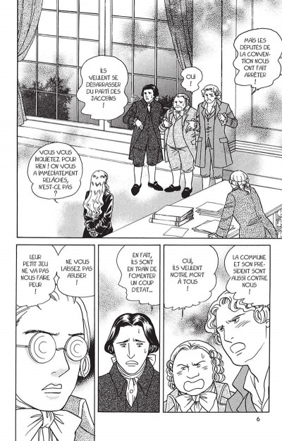 Page 7 Joséphine impératrice tome 3