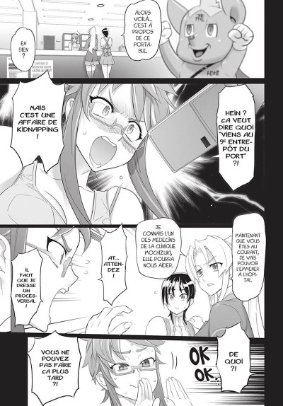 Page 8 Triage X tome 4