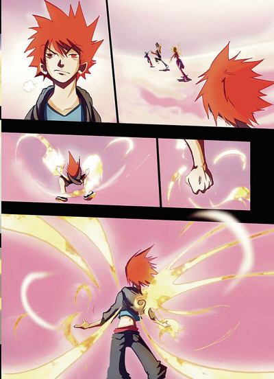 Page 5 dreamland tome 5 - édition 2014