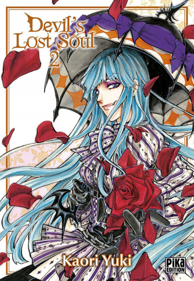 Couverture devil's lost soul tome 2