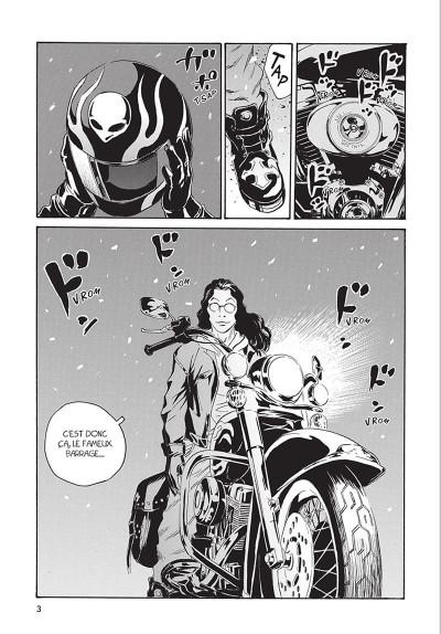 Page 4 kurosagi, livraison de cadvres tome 14