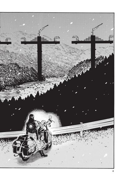 Page 5 kurosagi, livraison de cadvres tome 14