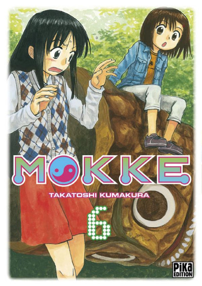Couverture mokke tome 6