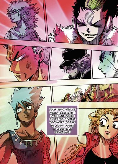 Page 8 Dreamland tome 14