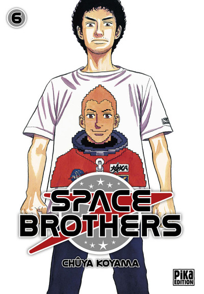 Page 2 space brothers tome 6