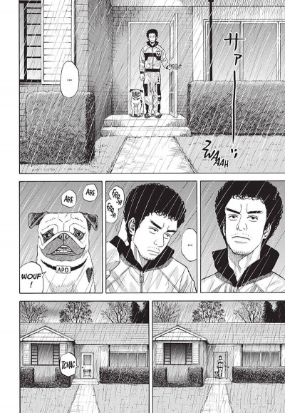 Page 7 space brothers tome 6