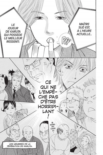 Page 8 chihayafuru tome 9