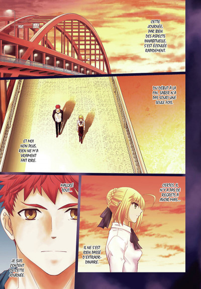 Page 2 fate stay night tome 16