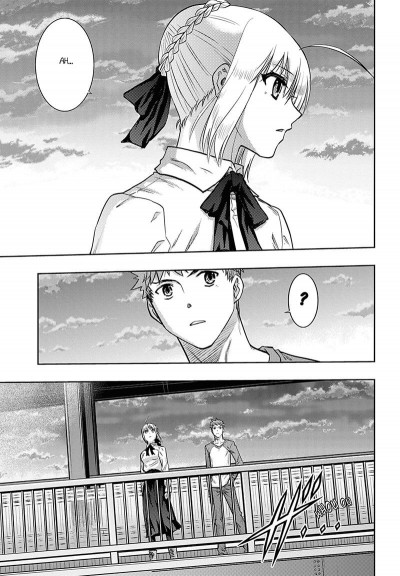 Page 6 fate stay night tome 16