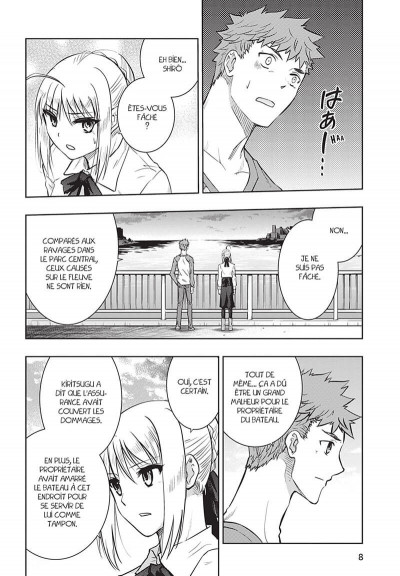 Page 9 fate stay night tome 16