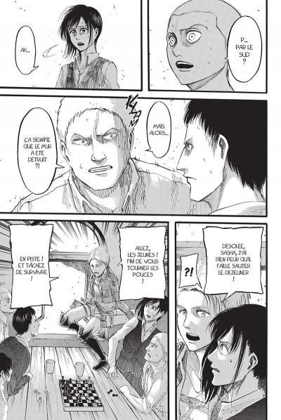 Page 8 L'attaque des titans tome 9