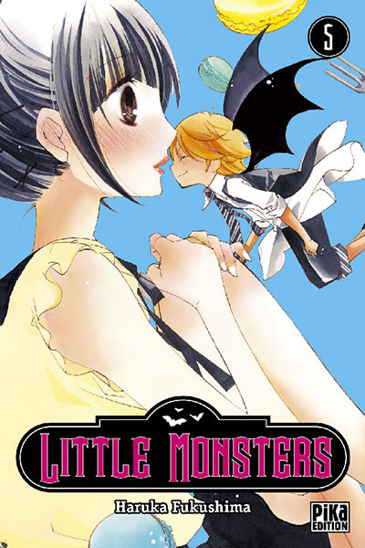 Couverture little monsters tome 5