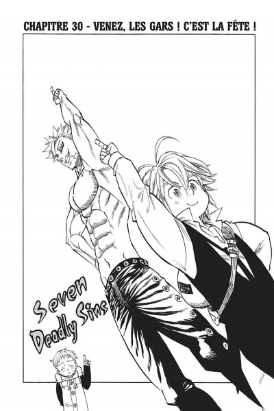 Page 4 Seven Deadly Sins tome 5