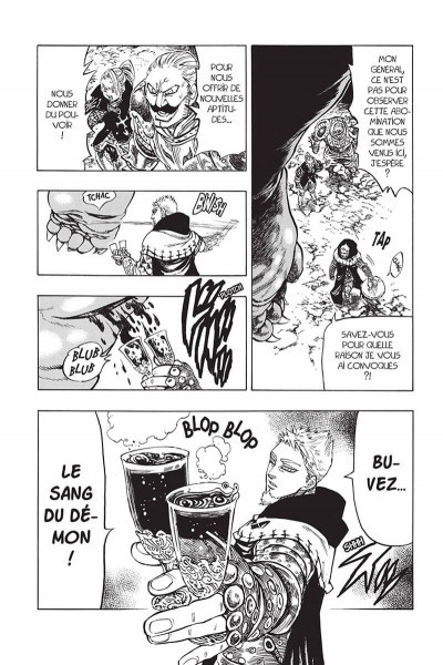 Page 6 Seven Deadly Sins tome 5