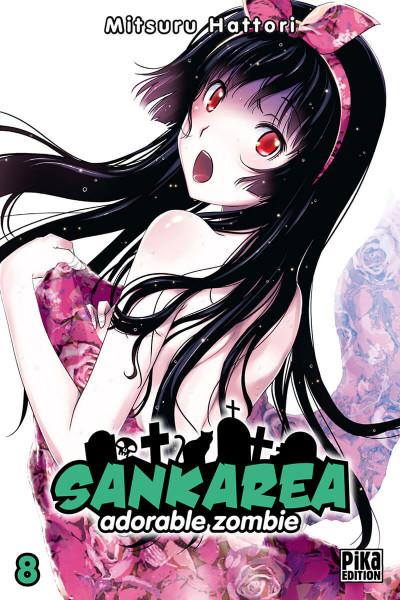 Couverture Sankarea tome 8