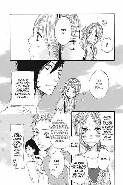 Page 8 say I love you tome 2