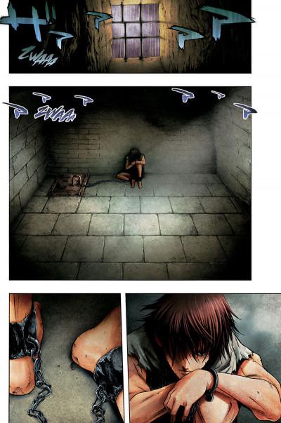Page 5 l'attaque des titans - before the fall tome 2