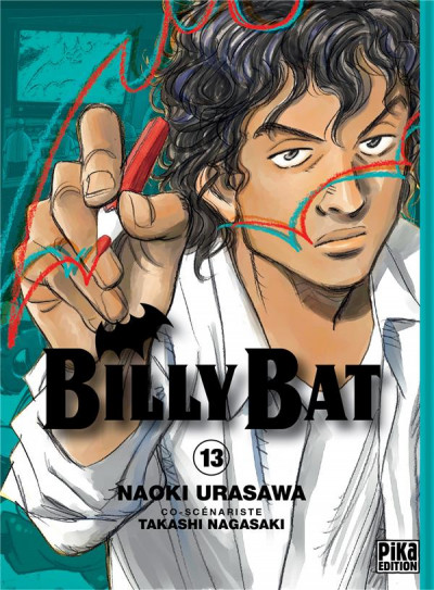 Couverture Billy bat tome 13